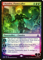 MTG Chandra, Flamecaller FOIL Oath of the Gatewatch MYTHIC RARE NM/M SKU#M17