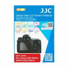 JJC GSP-5DM4 Glass LCD Screen Protector for Canon 5D MK 4, 5D MK 3, 5DS, 5DS R