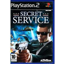 Secret Service PS2 PlayStation 2 Video Game Mint Condition UK Release