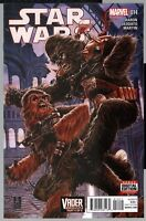 Star Wars #14 MARVEL COMICS COVER A 1ST PRINT  AARON