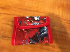 Spider-Man Boys Or Girls Wallet, Red And Blue
