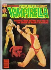 Vampirella Magazine 102 strict NM- Pantha St.Knight The Fox, Perseus and Alicia