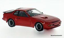 Porsche 924 Carrera GT 1981 rot  - 1:43 Minichamps / Maxichamps 940066120
