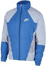 Nike Sportswear Men's Hooded Woven Windrunner Jacket Blue AR1869 406
