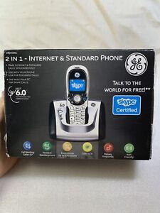 GE 28300EE1 2 in 1 internet & Standard Phone Skype Certified - BRAND NEW!