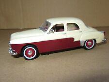 681Q NOREV No 7 Renault Frégate Grand Bollwerk 1959 Zweifarbig 1:43 Sammlung M6