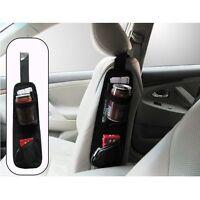 New Car Seat Side Storage Organizer Practical Interior Multi Use Bag Accessory