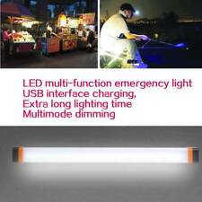 Emergency Portable Camping LED Light Magnet Rechargeable Moving Light Source