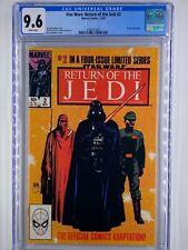 Star Wars Return of the Jedi #2 CGC 9.6 Movie adaptation Darth Vader cover