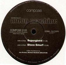 MOON MACHINE - Superglued / Disco Smurf - Compose