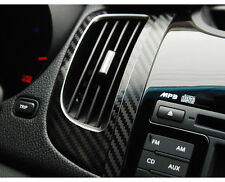 Air Vent 3D Carbon Decal Stickers For 2010 2012 Kia Forte Koup : Cerato Koup