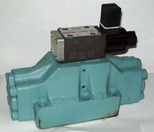 D08 4 Way 2 Position Hydraulic Solenoid Valve i/w Vickers DG5S8-S-2A-U-H 24VDC