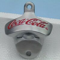 New Cola Metal Polished beer Wall Mounted Bottle opener wall mount beer openers