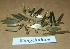M2 Male x M2 Female Brass Standoff - 3mm to 40mm
