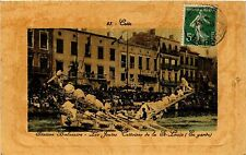 CPA  Cette - Station Balnéaire -Les Joutes Cettoises de la St-Lous ... (511050)