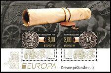 BOSNIA MOSTAR 2020 EUROPA CEPT ANCIENT POSTAL ROUTES [#2001]
