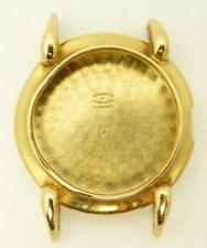 Authentic Vacheron & Constantin 18k Yellow Gold Watch Case Tear Drop Lugs