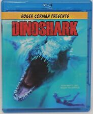 DINOSHARK BLU-RAY DISC