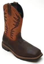 Men��s Irish Setter Red Wing Shoes Marshall Work Boot Brown 8.5 Wide #RM121-M579
