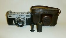 "Extra rare KIEV-2A ""КИЇВ"" Soviet Contax copy camera 35mm Arsenal Manual #5705276"