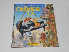 Oliver & Co. Sticker album-Panini (parte attaccato)