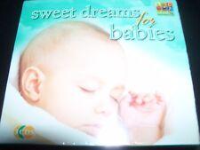 Sweet Dreams For Babies (Lullabies Symphonies Jazz Guitar) ABC Kids 3 CD – New