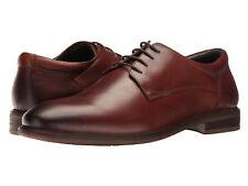 8704b3e2ac98a Josef Seibel Myles 07 Sz US 13 M / EU 47 Cognac Leather Oxfords Mens Shoes