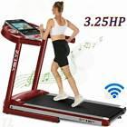 3.25HP Electric Treadmill Folding Walking Running Machine Touchscreen Fitness-US