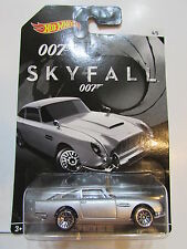 HOT WHEELS 2015  007 - SKYFALL - ASTON MARTIN DB5