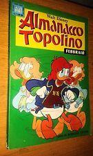 ALMANACCO TOPOLINO - 1968- #  2 - FEBBRAIO - MONDADORI - no bollino