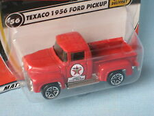 Matchbox 1956 Ford Pick Up Red Body Texaco Service Oil Gas Toy Model Car 70mm