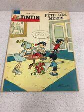 TINTIN  N°761 15e ANNEE  23 MAI 1963 REVUE MAGAZINE VINTAGE
