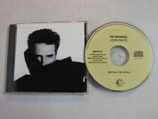 JOHN WAITE*NO BRAKES 1996 UK REISSUE NSP CD 514 BAD ENGLISH THE BABYS SINGER OOP