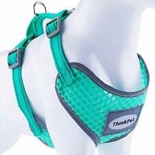 New listing Reflective Breathable Soft Air Mesh No Pull Puppy Choke Free Over Head Vest Ven