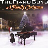 The Piano Guys - A Family Christmas [CD]