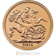 2018 Gold Full Sovereign