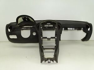 Original Armaturenbrett Mercedes Benz SLK W171 A1716805687 - 9F45 - schwarz