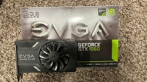 EVGA GeForce GTX 1060 3GB , ACX 2.0 (Single-Fan)
