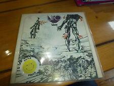 Vinyl UFO Live, Teldec 1972, 6.21454BL