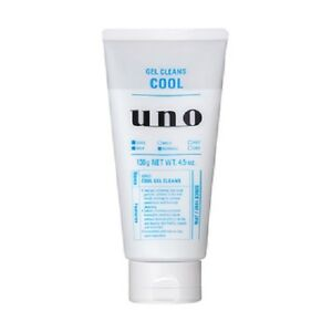 Made in Vietnam Shiseido JAPAN UNO Scrub in Cool Gel Cleanse 130g Pore Cleanse