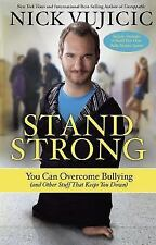 Vujicic Nick-Stand Strong  BOOK NEW