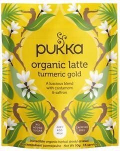 Pukka Tumeric Gold Organic Latte - 90g