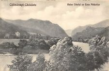 B17 Calimanesti caciulata valea oltului cu casa padurilor  valcea romania