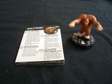 DC Heroclix La Liga De La Justicia Ilimitada Jlu-Gorilla Grodd #067 Chaser Chase Raro