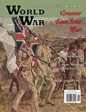 WORLD AT WAR NUMBER 6 GREATER EAST ASIA WAR - UNPUNCHED
