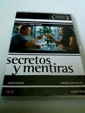 "DVD ""SECRETOS Y MENTIRAS"" COMO NUEVO MIKE LEIGH BRENDA BLETHYN MARIANNE JEAN"
