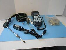 E INSTRUMENTS MODEL: 1100 COMBUSTION GAS ANALYZER BUILT IN PRINTER PRE OWNED