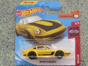 Hot Wheels 2019 #054/250 NISSAN FAIRLADY Z yellow @C