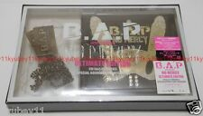 New B.A.P NO MERCY Ultimate First Limited Edition CD Goods Card Japan KICM-91513