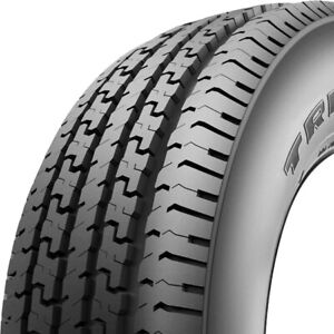 Tire Triangle TR653 ST 175/80R13 Load C 6 Ply Trailer